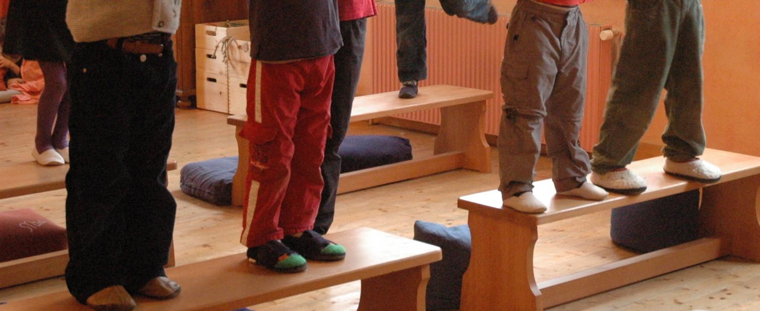 Das bewegliche Klassenzimmer